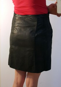 Leather-jacket-to-skirt-refashion2